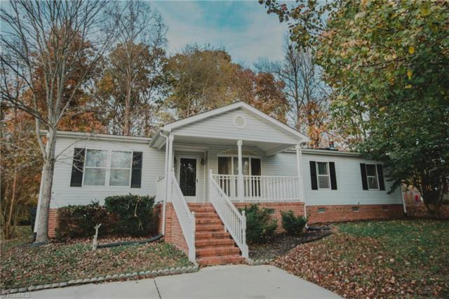 5502 Bridgeview Drive, Greensboro, NC 27406 (MLS #857886) :: Banner Real Estate