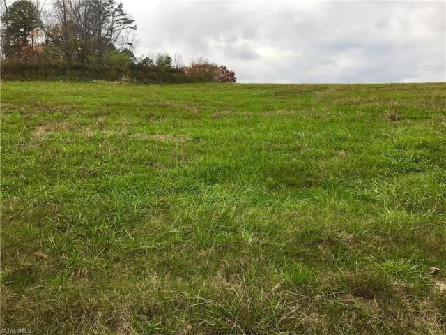 1 Mining School Road, State Road, NC 28676 (MLS #858159) :: Banner Real Estate