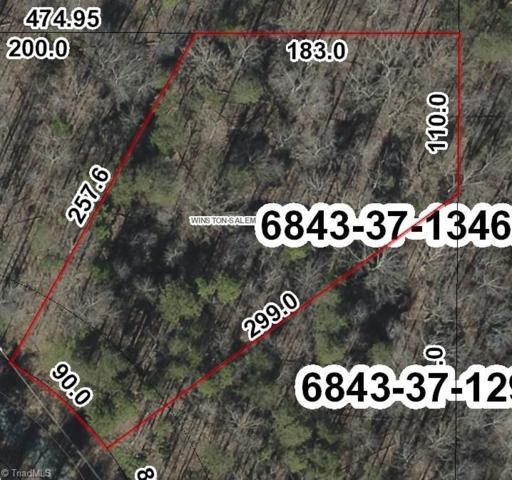 1 Morning Star Lane, Winston Salem, NC 27107 (MLS #858407) :: Banner Real Estate