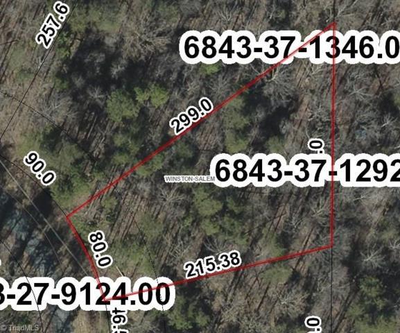 0 Morning Star Lane, Winston Salem, NC 27107 (MLS #858409) :: Banner Real Estate