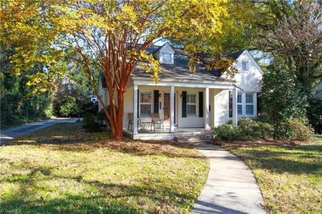 1906 Elm Street, Greensboro, NC 27408 (MLS #858498) :: Realty 55 Partners