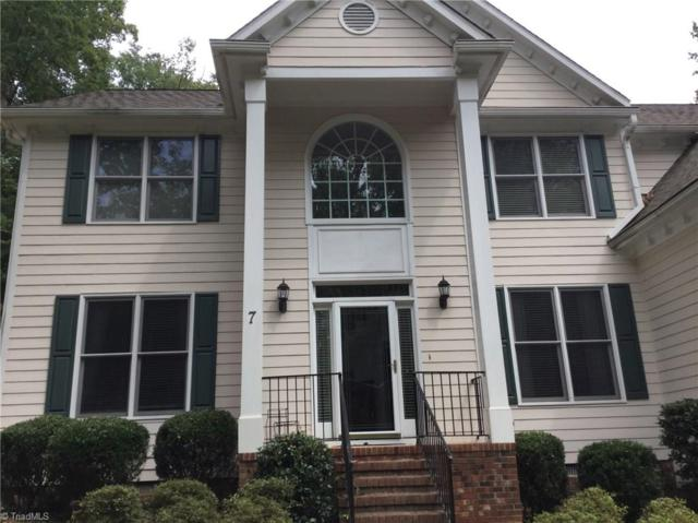 7 Devonshire Drive, Greensboro, NC 27410 (MLS #858552) :: Realty 55 Partners
