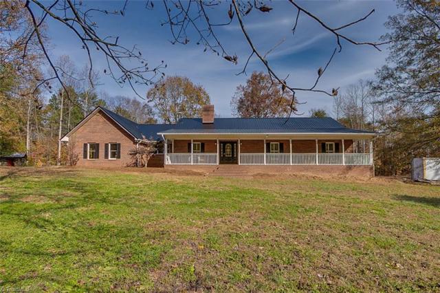 419 Captain Drive, Lexington, NC 27295 (MLS #858561) :: Realty 55 Partners