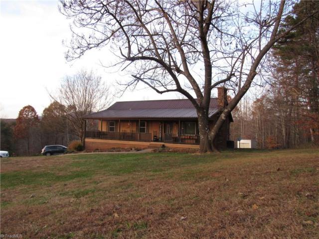 1150 Mountain View Drive, Germanton, NC 27019 (MLS #858607) :: Banner Real Estate