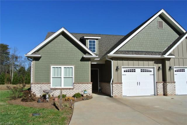 107 Parkview Drive, Yadkinville, NC 27055 (MLS #858626) :: Banner Real Estate