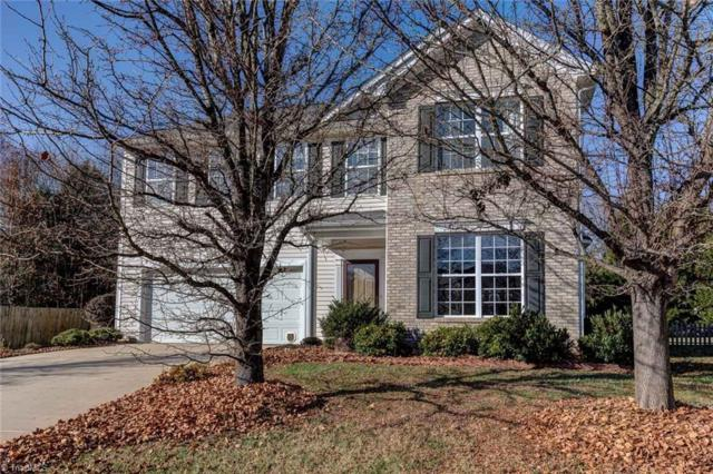 3985 Claybrooke Court, High Point, NC 27265 (#858973) :: Carrington Real Estate Services