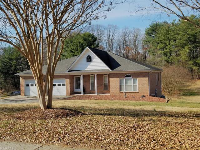 310 Gralin Street, Kernersville, NC 27284 (MLS #859306) :: Kristi Idol with RE/MAX Preferred Properties