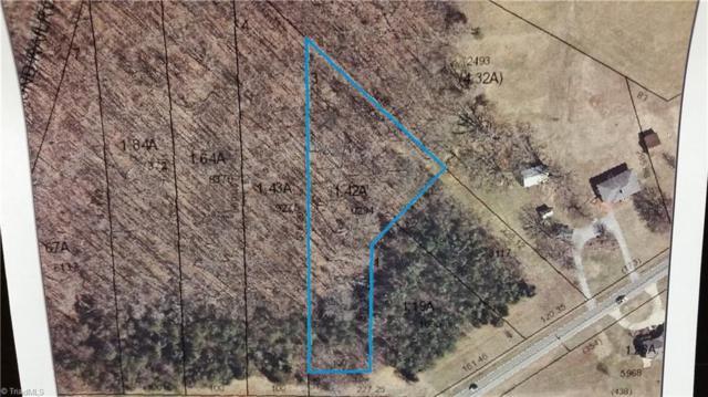 853 Gumtree Road, Winston Salem, NC 27107 (MLS #859394) :: Banner Real Estate