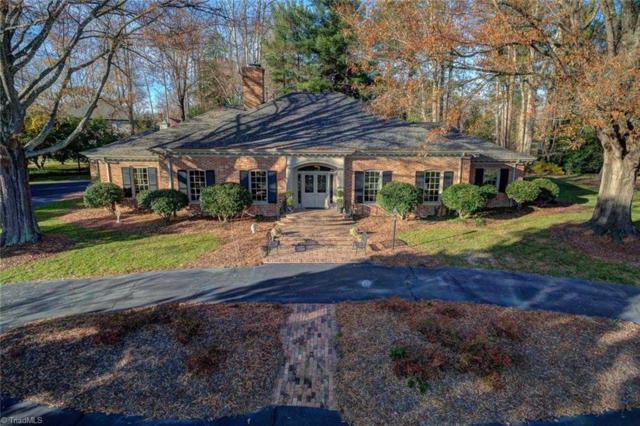 423 Burning Tree Circle, High Point, NC 27265 (MLS #859405) :: Banner Real Estate
