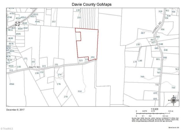 353 Baity Road, Mocksville, NC 27028 (MLS #859581) :: Kristi Idol with RE/MAX Preferred Properties