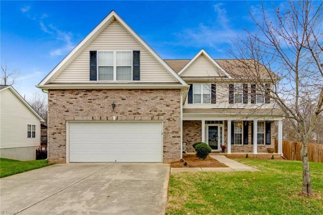 760 Pecan Ridge Circle, Kernersville, NC 27284 (MLS #860631) :: Kristi Idol with RE/MAX Preferred Properties
