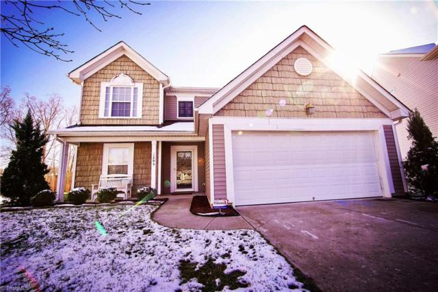 1205 Turney Court, High Point, NC 27262 (MLS #860642) :: Kristi Idol with RE/MAX Preferred Properties