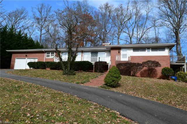 121 Oaklawn Road, Mount Airy, NC 27030 (MLS #860663) :: NextHome In The Triad