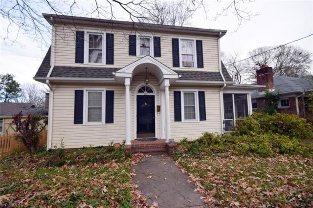 2071 W Academy Street, Winston Salem, NC 27103 (MLS #860665) :: Banner Real Estate