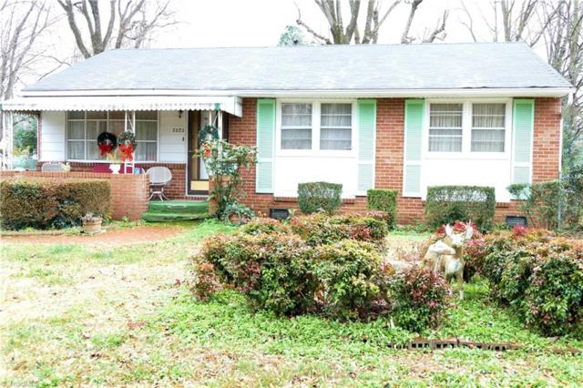 2202 Bethania Street, Greensboro, NC 27401 (#860721) :: Carrington Real Estate Services