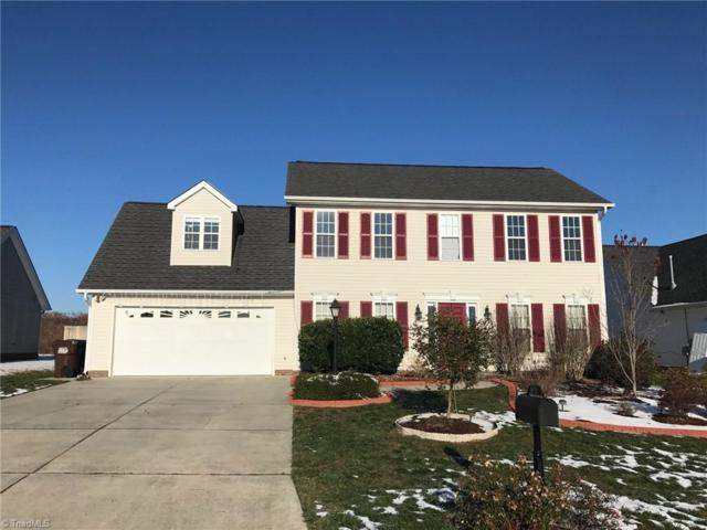 6033 Old Plank Road, High Point, NC 27265 (MLS #860837) :: Kristi Idol with RE/MAX Preferred Properties