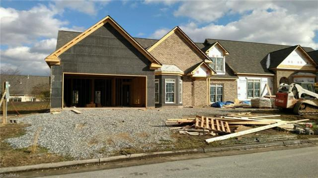 2716 Croquet Circle, High Point, NC 27262 (MLS #860966) :: Banner Real Estate