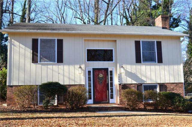 1224 Irving Street, Winston Salem, NC 27103 (MLS #861091) :: Banner Real Estate