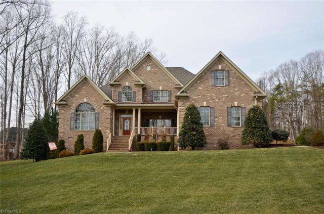 8503 Crested Oak Court, Oak Ridge, NC 27310 (MLS #861389) :: Lewis & Clark, Realtors®