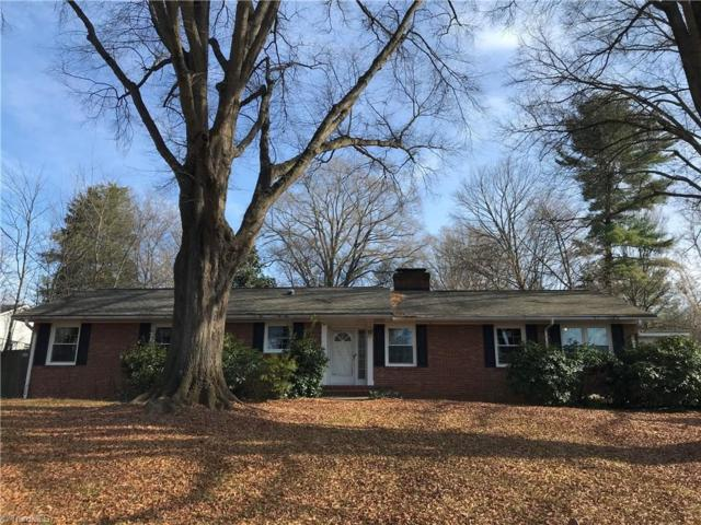 862 Kenwick Drive, Winston Salem, NC 27106 (MLS #861613) :: Banner Real Estate