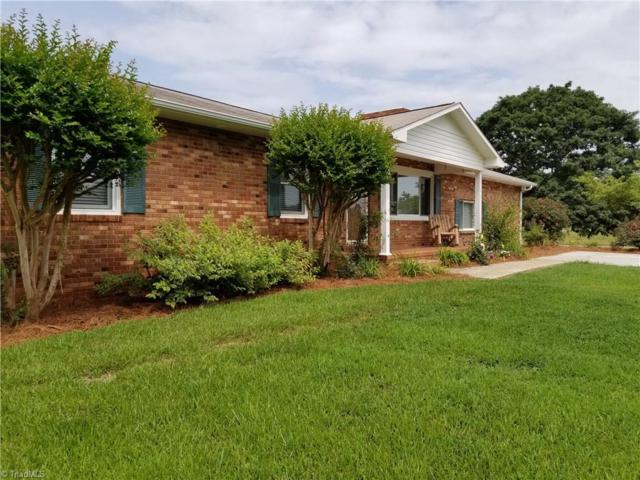 174 Longview Road, Statesville, NC 28625 (MLS #861626) :: Banner Real Estate