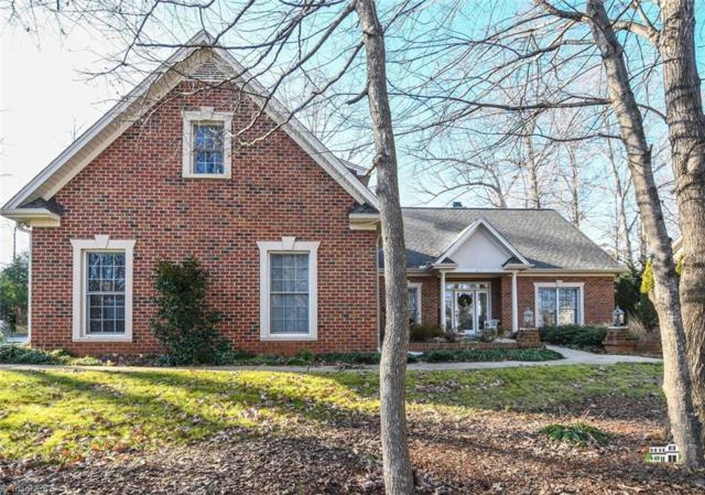 611 Gantwood Lane, Whitsett, NC 27377 (MLS #861751) :: Lewis & Clark, Realtors®