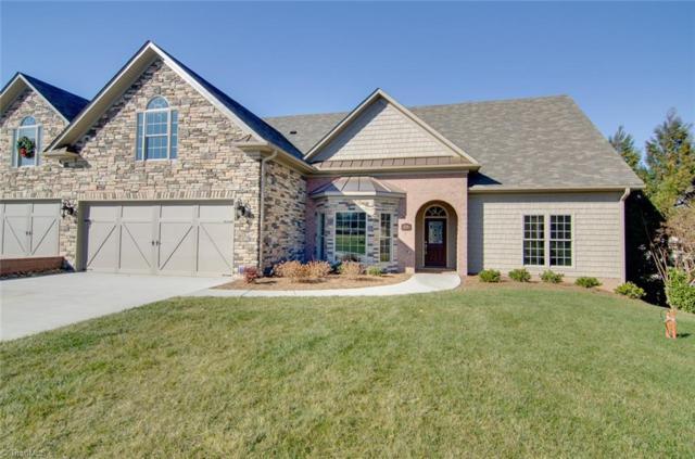 2739 Croquet Circle, High Point, NC 27262 (MLS #861787) :: Banner Real Estate