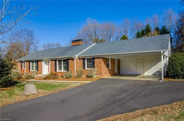 202 Tangle Drive, Jamestown, NC 27282 (MLS #862016) :: Lewis & Clark, Realtors®