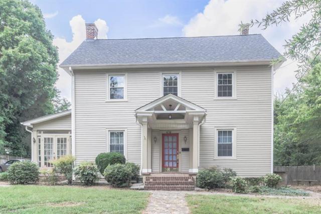 434 S Hawthorne Road, Winston Salem, NC 27103 (MLS #862019) :: Banner Real Estate