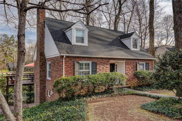 621 Windermere Circle, Winston Salem, NC 27106 (MLS #862122) :: Banner Real Estate