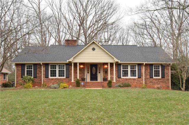 311 Stanaford Road, Winston Salem, NC 27104 (MLS #862228) :: Banner Real Estate