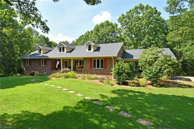 153 Cherokee Trail, Advance, NC 27006 (MLS #870311) :: Banner Real Estate