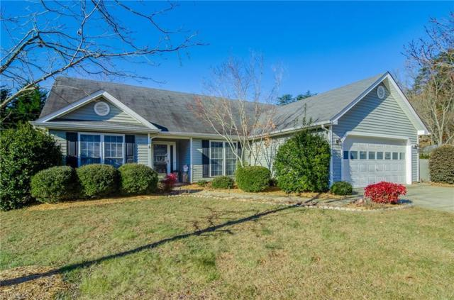 5411 Willow Ridge Drive, Summerfield, NC 27358 (MLS #870367) :: Lewis & Clark, Realtors®