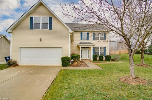 792 Pecan Ridge Circle, Kernersville, NC 27284 (MLS #870406) :: Banner Real Estate