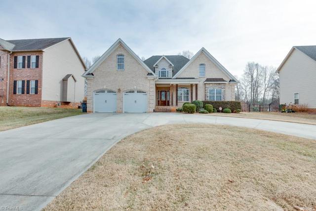 7038 Windrift Court, Clemmons, NC 27012 (MLS #870702) :: Banner Real Estate