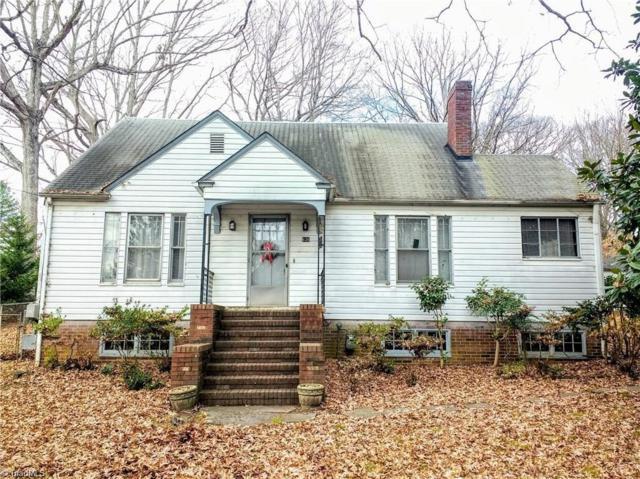636 N Peace Haven Road, Winston Salem, NC 27104 (MLS #870704) :: Banner Real Estate