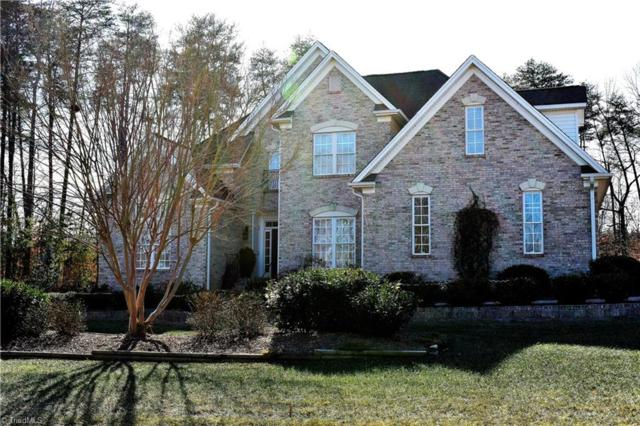 6803 Buckley Drive, Summerfield, NC 27358 (MLS #870855) :: Lewis & Clark, Realtors®