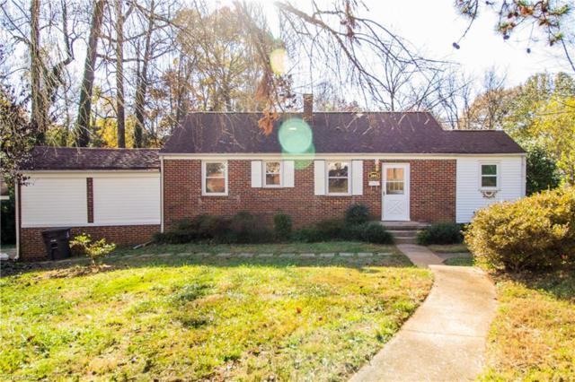 2442 Cherokee Lane, Winston Salem, NC 27103 (MLS #870935) :: Banner Real Estate