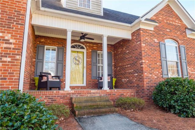 110 March Ferry Road, Advance, NC 27006 (MLS #870949) :: Banner Real Estate