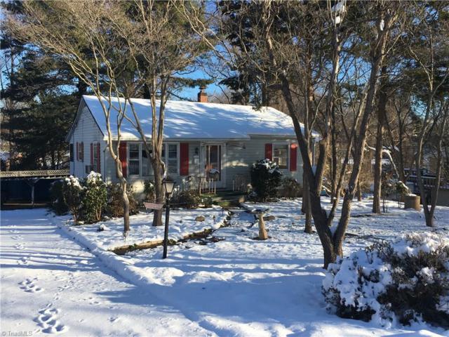 3325 Pollard Drive, Winston Salem, NC 27103 (MLS #871061) :: Lewis & Clark, Realtors®