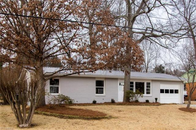 1907 Twain Road, Greensboro, NC 27405 (MLS #871067) :: Banner Real Estate