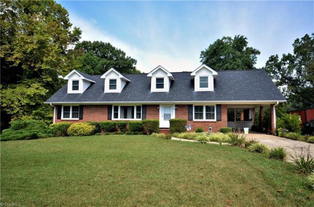 1090 Foxfire Road, Kernersville, NC 27284 (MLS #871144) :: Banner Real Estate