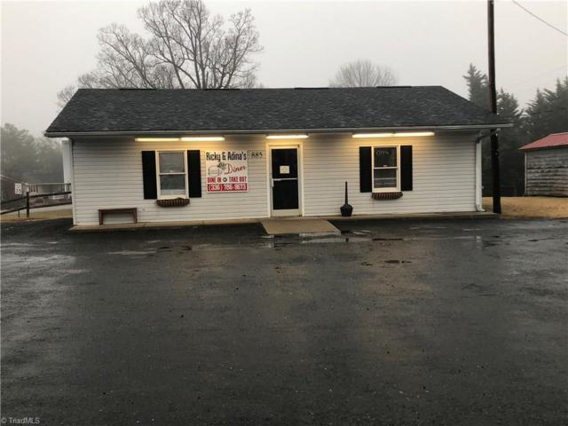 885 Holly Springs Road, Mount Airy, NC 27030 (MLS #871177) :: Lewis & Clark, Realtors®