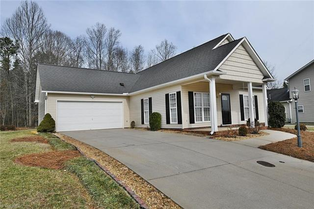6625 Springfield Village Lane, Clemmons, NC 27012 (MLS #871193) :: Banner Real Estate