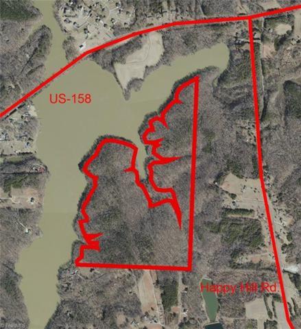 0 Reidsville Road, Belews Creek, NC 27009 (MLS #871265) :: Kristi Idol with RE/MAX Preferred Properties