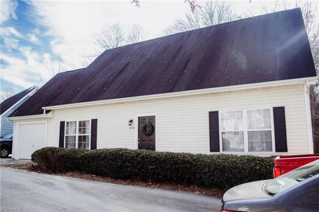 1604 Bridgeport Terrace, High Point, NC 27265 (MLS #871274) :: Lewis & Clark, Realtors®