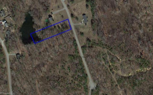 0 Lori Drive, Reidsville, NC 27320 (MLS #871319) :: Banner Real Estate