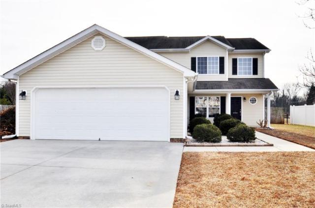 104 Fiddlers Knoll Court, Kernersville, NC 27284 (MLS #871348) :: Banner Real Estate