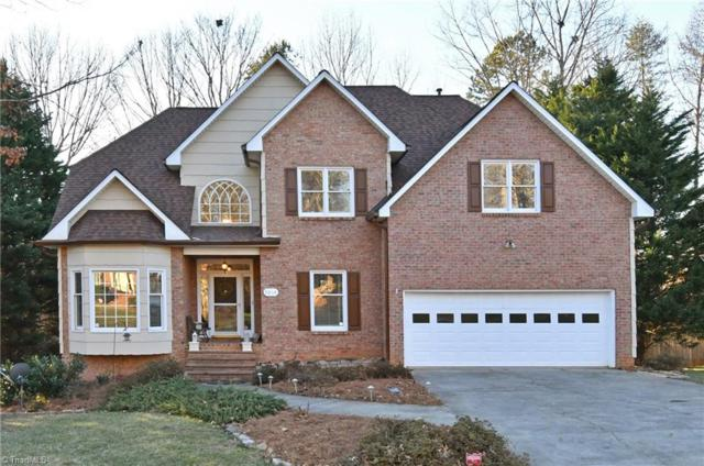 4864 Hearthstone Road, Clemmons, NC 27012 (MLS #871447) :: Banner Real Estate