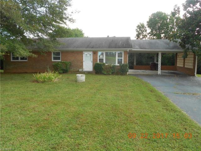 2002 Grooms Road, Reidsville, NC 27320 (MLS #871452) :: Banner Real Estate